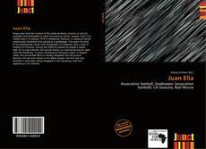 Bookcover of Juan Elía