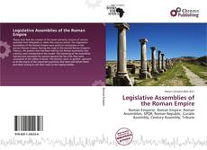 Borítókép a  Legislative Assemblies of the Roman Empire - hoz