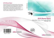 Bookcover of 2010 Roma Open