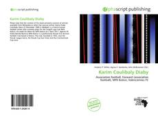 Bookcover of Karim Coulibaly Diaby