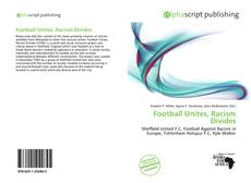 Bookcover of Football Unites, Racism Divides