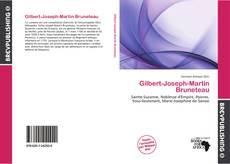 Buchcover von Gilbert-Joseph-Martin Bruneteau