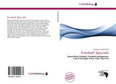 Football Specials kitap kapağı