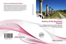 Обложка History of the Byzantine Empire