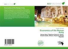 Capa do livro de Economics of the Roman Army