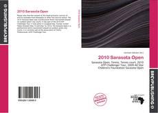 Copertina di 2010 Sarasota Open