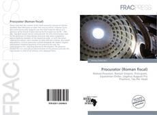 Borítókép a  Procurator (Roman fiscal) - hoz