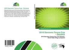 Bookcover of 2010 Sanremo Tennis Cup – Doubles