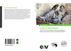 Bookcover of Lady of the Forum