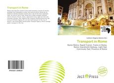 Bookcover of Transport in Rome