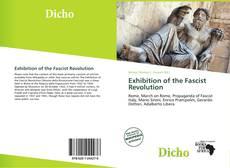 Buchcover von Exhibition of the Fascist Revolution