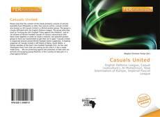 Buchcover von Casuals United