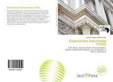 Buchcover von Esposizione Universale (1942)