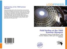Bookcover of Field hockey at the 1960 Summer Olympics