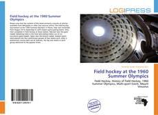 Обложка Field hockey at the 1960 Summer Olympics