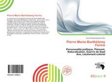 Pierre Marie Barthélemy Ferino的封面