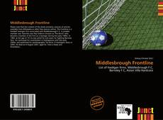Bookcover of Middlesbrough Frontline