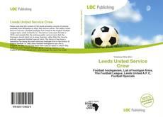 Capa do livro de Leeds United Service Crew