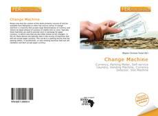Buchcover von Change Machine