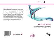 Capa do livro de Kirkstead Abbey
