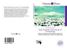 Portada del libro de Biju Patnaik University of Technology