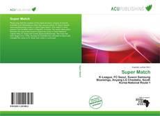 Bookcover of Super Match