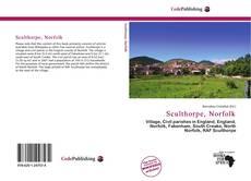 Capa do livro de Sculthorpe, Norfolk