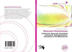 Bookcover of Beauvale Charterhouse