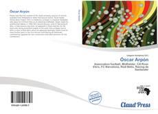 Óscar Arpón kitap kapağı