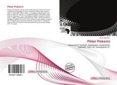 Обложка Péter Pokorni