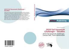 Copertina di 2010 Tail Savannah Challenger – Doubles