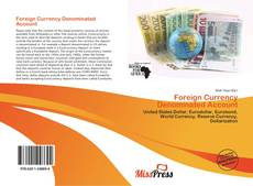 Bookcover of Foreign Currency Denominated Account