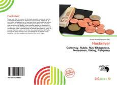 Buchcover von Hacksilver