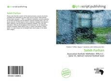 Saleh Farhan的封面
