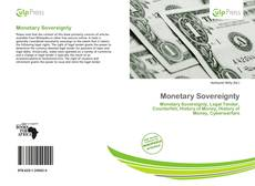 Bookcover of Monetary Sovereignty