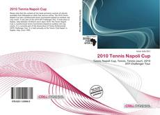 Bookcover of 2010 Tennis Napoli Cup