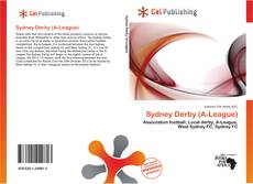 Portada del libro de Sydney Derby (A-League)