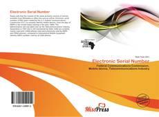 Borítókép a  Electronic Serial Number - hoz
