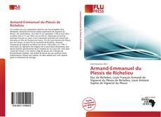 Bookcover of Armand-Emmanuel du Plessis de Richelieu