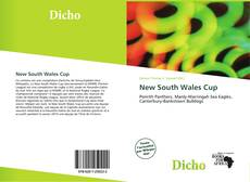 Bookcover of New South Wales Cup