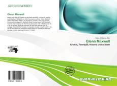 Bookcover of Glenn Maxwell