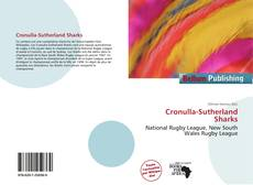 Capa do livro de Cronulla-Sutherland Sharks