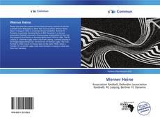 Portada del libro de Werner Heine
