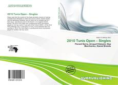 2010 Tunis Open – Singles的封面