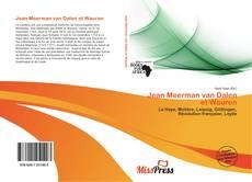 Couverture de Jean Meerman van Dalen et Wauren