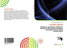 Bookcover of Joseph Spada