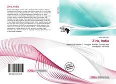 Capa do livro de Zira, India
