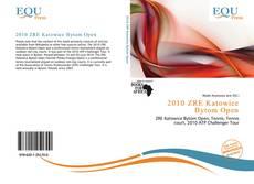 Buchcover von 2010 ZRE Katowice Bytom Open