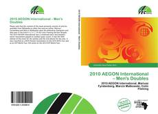 Capa do livro de 2010 AEGON International – Men's Doubles