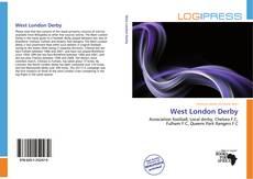 Portada del libro de West London Derby
